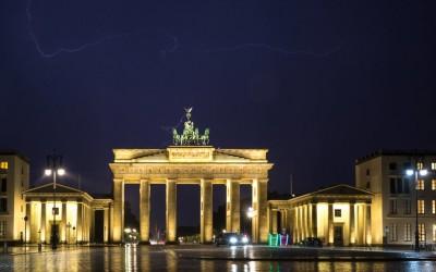 Brandenburger Tor, Berlijn