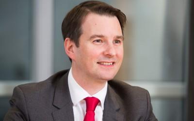 James Ashley, Goldman Sachs Asset Management