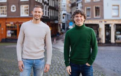 Yorick Naeff en Nick Bortot, BUX