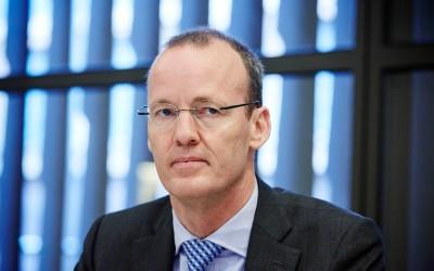 President Klaas Knot van De Nederlandsche Bank