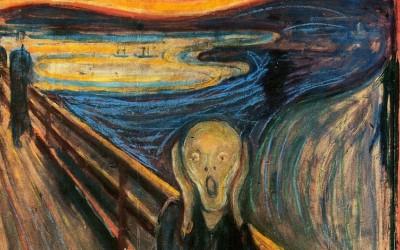 De schreeuw