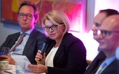 Daniëlle Melis, Algemeen Pensioenfonds Stap & International Center for Financial Law & Governance van de Erasmus School of Law