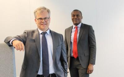 Michiel Breeschoten en Vincent Hooplot van Hooplot Associates