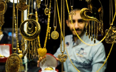 Goudhandelaar
