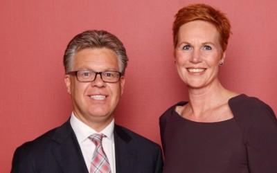 Peter Klijn en Astrid Ton, Theodoor Gilissen Services