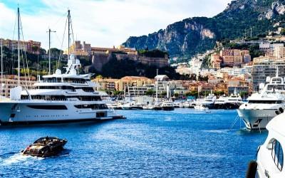 Monaco (Tom Wheatley, Unsplash)