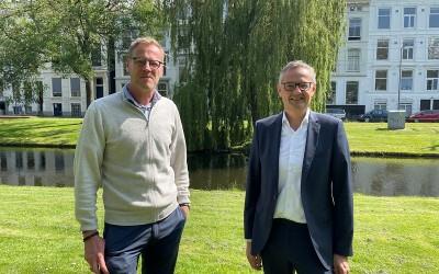 Peter Dom (AF Advisors), Frans Weijdener (Equitem)