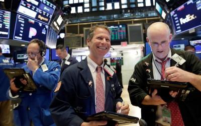 Handelsvloer, Wall Street
