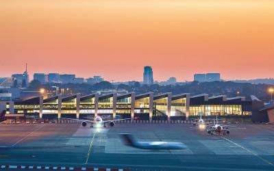Luchthaven van Brussel