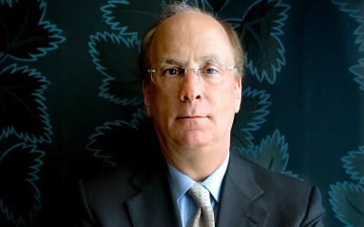 Larry Fink, BlackRock