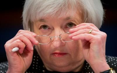 Fed-voorzitter Janet Yellen