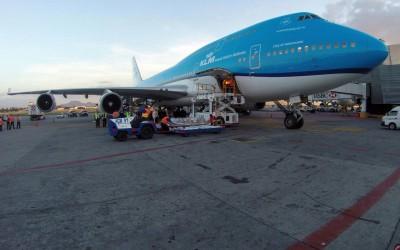 KLM-toestel