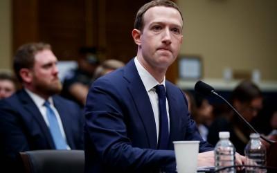 Mark Zuckerberg (op arichiefbeeld)