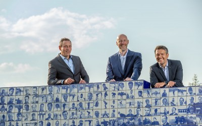 Thijs van Keimpema, Johan IJsbrandij en Bram Bakker