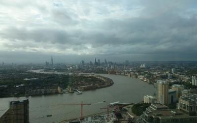 De Theems in Londen