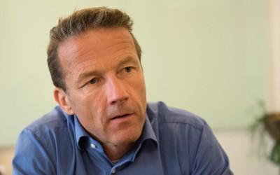 Theo Kocken, hoogleraar risicomanagement aan de VU en CEO van Cardano
