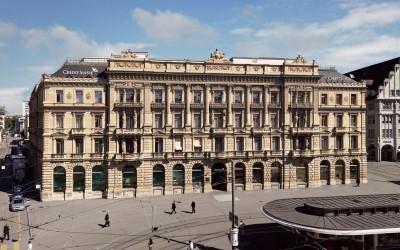 Hoofdkantoor Credit Suisse