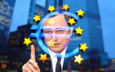 ECB-president Mario Draghi