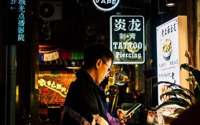 China (foto: Max van den Oetelaar, Unsplash)