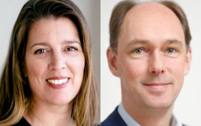 Martine Vissers en Niels Bodemheim