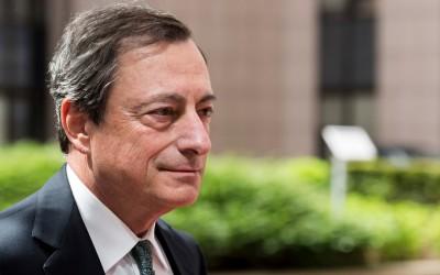 Mario Draghi, Europese Centrale Bank