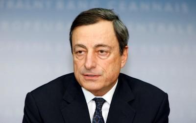 Mario Draghi, ECB