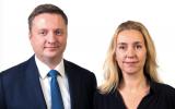 Dirk de Vlaam en Esther Waal
