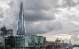 Panorama van Londen