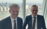 Arent Thijsen en Jeroen Bijleveld