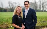 Joyce van der Est en Arie Koornneef, ASN Bank