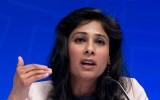 Gita Gopinath, IMF