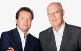 Hilco Wiersma en Willem Burgers