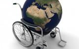 Wereld in de rolstoel