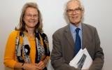 Mary Pieterse-Bloem en Charles Goodhart