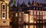 Torentje van Rutte op het Binnenhof