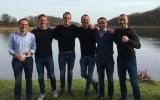Kempen, Dvidendteam, Jorik van den Bos, Marius Bakker, Luc Plouvier, Joris Franssen, Joost de Graaf en Dmmitir Willems