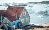 Groenland, smeltend ijs