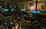 Beursvloer Wall Street