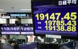 Tumult op de markten