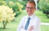 Frans Verhaar, directeur van bfinance