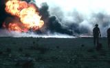 Brandende olievelden, Koeweit 1991