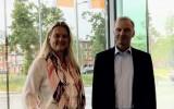 Mary Pieterse-Bloem, Bert van den Broek, Rabobank