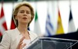 Ursula von der Leyen, Europese Comnissie