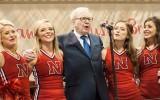Buffett bij de aandeelhoudersvergadering van 2012
