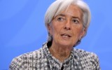Christine Lagarde, ECB