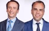 Joost de Graaf en Alain van der Heijden