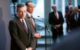 Mario Draghi van de ECB