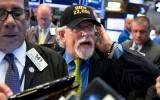 Handelsvloer Wall Street