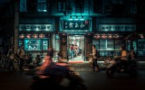 Chinees straatbeeld (foto: Yiran Ding)