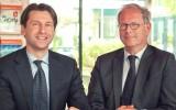 Sven Smeets van Altis en Martin Nijkamp van ING Investment Management